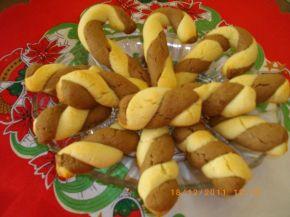 Снимка 1 от рецепта за Коледни  бастуни