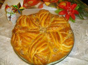 Снимка 1 от рецепта за Коледна пита - II вариант