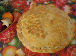 Снимка 1 от рецепта за Постна питка