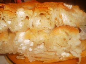 Снимка 1 от рецепта за Точена баница със сирене