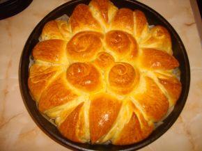 Снимка 1 от рецепта за Новогодишна пита
