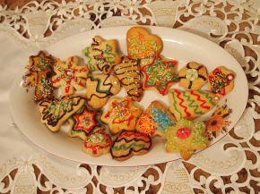 Снимка 1 от рецепта за Празнични меденки