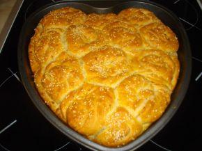 Снимка 1 от рецепта за Масленица СЪРЦЕ със сирене