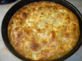 Снимка 1 от рецепта за Вита баница със сирене
