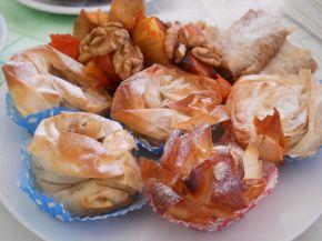 Снимка 1 от рецепта за Тиквеничета - мъфини