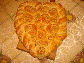Снимка 1 от рецепта за Питка сърце с пълнозърнесто брашно