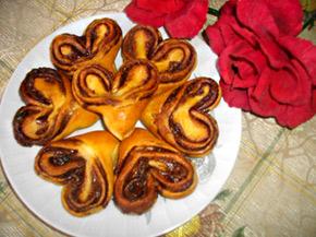 Снимка 1 от рецепта за Шоколадови сърца