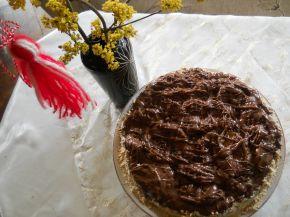 Снимка 1 от рецепта за Торта с праскови