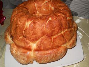 Снимка 1 от рецепта за Питка в кексова форма