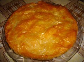 Снимка 1 от рецепта за Турски бюрек