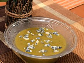 Снимка 1 от рецепта за Крем супа от грах