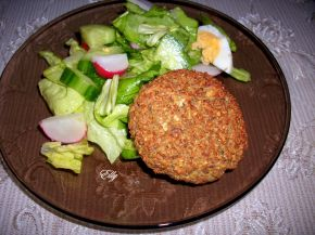 Снимка 1 от рецепта за Здравословни хлебчета