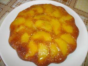 Снимка 1 от рецепта за Ябълков сладкиш с карамел