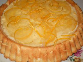 Снимка 1 от рецепта за Лимонов пай