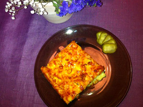 Снимка 1 от рецепта за Кашкавал на фурна - II вариант