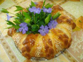 Снимка 1 от рецепта за Великденски венец