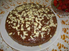 Снимка 1 от рецепта за Мокър кекс