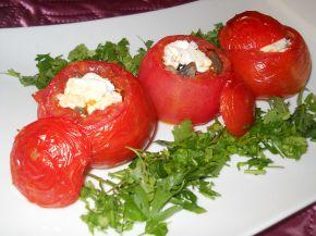 Снимка 1 от рецепта за Пълнени домати