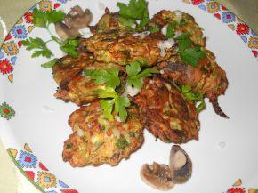 Снимка 1 от рецепта за Кюфтенца от тиквички и гъби