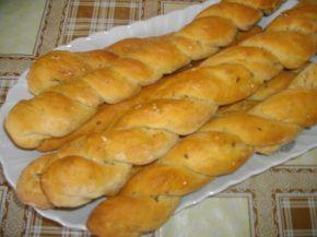 Снимка 1 от рецепта за Домашни франзели с типово брашно