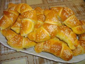 Снимка 1 от рецепта за Универсално тесто за кифлички - сладки и солени