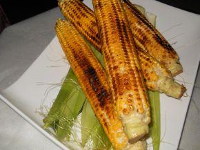 Снимка 1 от рецепта за Печена царевица с масло