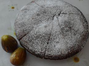 Снимка 1 от рецепта за Кекс със смокини