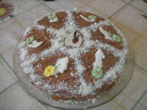 Снимка 1 от рецепта за Торта с кокосов крем