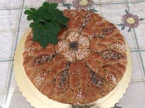 Снимка 1 от рецепта за Пита за  Архангеловден
