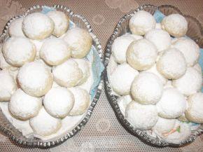 Снимка 1 от рецепта за Снежни топки