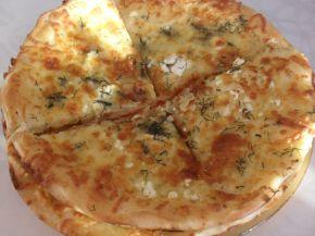 Снимка 1 от рецепта за Пърленки със сирене и кашкавал
