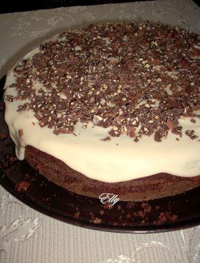 Снимка 1 от рецепта за Бананова торта
