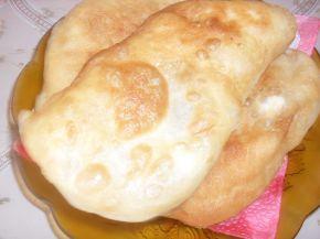 Снимка 1 от рецепта за Бързи пържени питки
