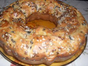 Снимка 1 от рецепта за Кекс с много маслини