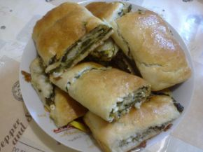 Снимка 1 от рецепта за Лападник със сирене