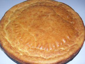Снимка 1 от рецепта за Закуска с брашно и царевичен грис