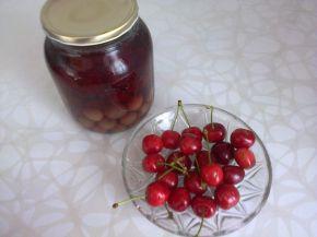 Снимка 1 от рецепта за Компот от череши
