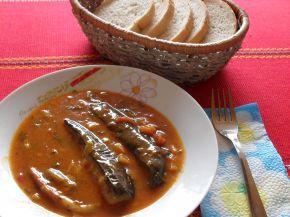 Снимка 1 от рецепта за Лятна манджа със зеленчуци