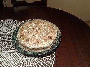 Снимка 1 от рецепта за Орехова торта с коняк