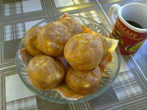 Снимка 1 от рецепта за Мъфини с козе сирене