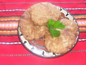 Снимка 1 от рецепта за Домашни шницели с кайма