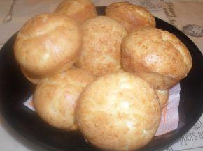 Снимка 1 от рецепта за Мъфини с извара