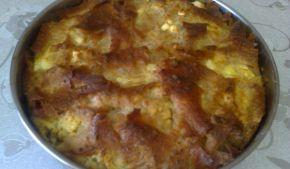 Снимка 1 от рецепта за Баница с фибри