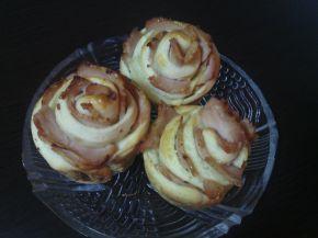 Снимка 1 от рецепта за Рози с шунка