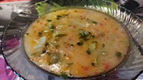 Снимка 1 от рецепта за Зеленчукова супа - II вариант