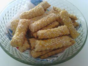 Снимка 1 от рецепта за Гръцки соленки
