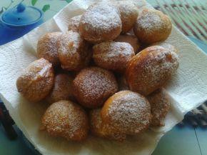 Снимка 1 от рецепта за Бухти с пудра захар и ванилия
