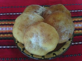 Снимка 1 от рецепта за Соденки с пудра захар