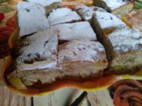 Снимка 1 от рецепта за Сладкиш с канела и ябълки