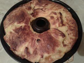 Снимка 1 от рецепта за Сладкиш с козунак